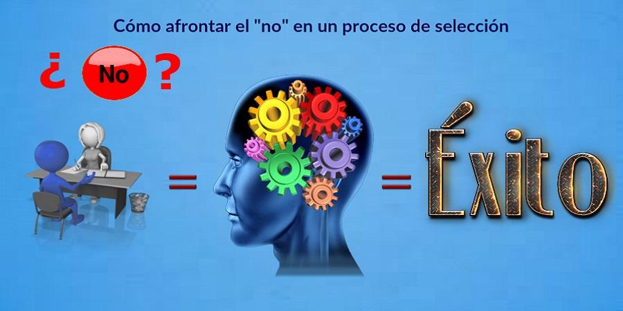 Afrontar no en los procesos de seleccion